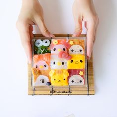 Little Twin Stars Steam Cake Recipe - Little Miss Bento Bento Box, Lunch Box, Steam Cake Recipe, Kawaii Bento, Kawaii Dessert, Steamed Cake, How To Make Sandwich, Little Twin Stars, Aesthetic Food