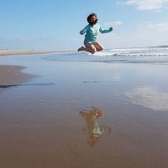 Haciendo el indio en las playas del norte de Chile, III región, Desierto de Atacama // Atacama desert and it's beaches