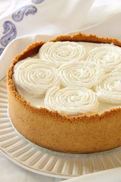 Coconut Cheesecake . . .!!!