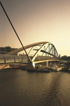 Goodwill Pedestrian Bridge
