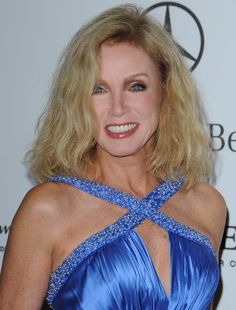 Donna Mills Photos - The Carousel of Hope.The Beverly Hilton, Beverly Hills, CA.October - The Carousel of Hope You Are Beautiful, Beautiful Women, Donna Mills, Carol Of The Bells, Knots Landing, Natalie Wood, Film Festival, Carousel, Celebrities