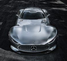 With the release of Gran Turismo® 6 at the end of 2013, you will be able to sit behind the wheel of the virtual Mercedes-Benz AMG Vision Gran Turismo.