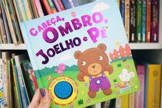 Super dicas de livros para bebês, daqueles que eles podem pegar, colocar na boca, explorar sem medo. Confira as dicas, seu bebê vai adorar!
