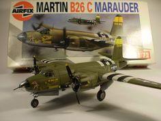 Airfix 1:72 B-26C Marauder