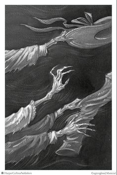 Browse Inside More Scary Stories to Tell in the Dark by Alvin Schwartz, Illustrated by Brett Helquist