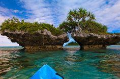 Isle of Pines in Cuba