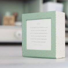 Compendium Cards | Live Inspired Dot Com | Country Cottage Decorating