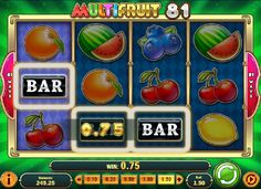 Multi Fruit 81 video sloty #sloty #automatydogry #darmowe #jackpot