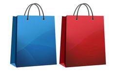 Shopping Bags PSD