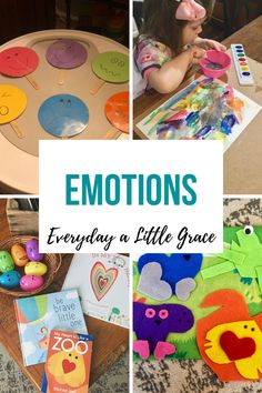 Tot School / Weeks 51 & 52: Emotions 🤪 – Everyday a Little Grace Tot School, Kids Rugs, Kid Friendly Rugs, Nursery Rugs