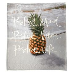 Pineapple Throw (50X60) - Multicolor - Hot Now® : Target