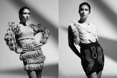 Derek Lawlor [S/S 2010] - Knitwear Designer, UK
