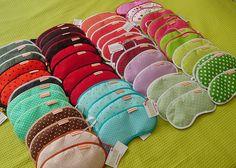 Very Cute Sleeping Masks by Carol Grilo (FofysFactory®) on Flickr