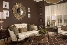 We just love this room!