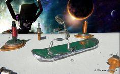 Silver Surfer - Galactus