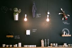 Cool ideas with pegboards