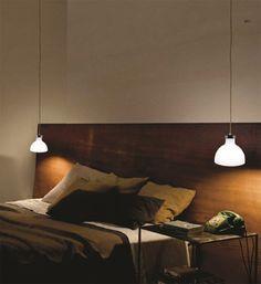 bedside lighting using pendants bedside lighting