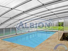Навесы для бассейнов, нестандартные павильоны для бассейна любых форм и размеров. - Албион Гроуп - крупнейший производитель бассейнов и павильонов в Европе.