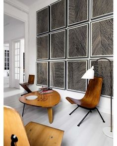 Wall art - using tapa cloth instead - cutting and framing for a large wall, possibly lounge?