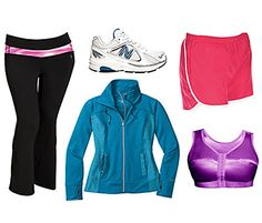 7da6fed5115 The best plus-size apparel for active women. Sweat in style