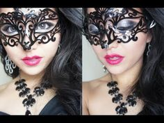 Masquerade Makeup Tutorial