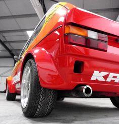Mk1 VW Golf Race Replica build by fthaimike on deviantART