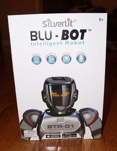 Silverlit Blu-Bot Intelligent Robot