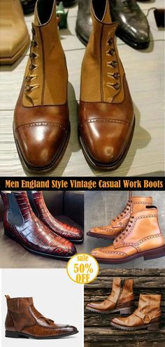 Oxford Bags, Oxford Shoes, Casual Work Boots, Vintage Groom, Gq Style, Mens Attire, Retro Men, England Fashion, Dapper Men