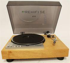 Scansonic Model 500TD  #skivspelare Vinyl Record Player, Vinyl Records, Turntable, Model, Record Player