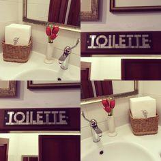 Il nostro Bagno. Da noi i dettagli fanno la differenza / Our Bathroom, details make the difference #lamatriciana #lamatricianadal1870 #viadelviminale #localistoriciditalia #historicalplace Vanity, Bathroom, Dressing Tables, Washroom, Powder Room, Bathrooms, Makeup Dresser, Mirror, Bath