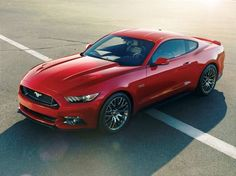 2015 Ford Mustang With 420 HorsePower