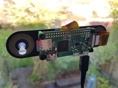 Create a CCTV security camera with a Pi Zero W. Capture motion triggered photos and video clips using the easy to setup MotionEyeOS camera software. Iot Projects, Robotics Projects, Arduino Projects, Arduino Home Automation, Projetos Raspberry Pi, Spy Video Camera, Raspberry Computer, Pi Arcade, Retro Pi