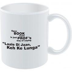 Keh ke lunga mug @ allMemoirs