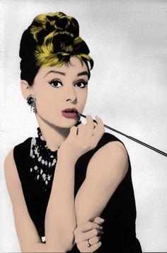 Benvenute: avrete capito che mi riferisco ad Audrey Hepburn !