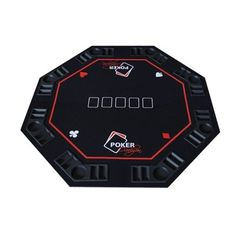 Octagonal Poker Table Top - 8 Players
