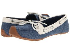 Keen Catalina Canvas Boat Shoe