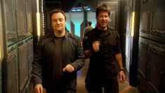 McKay & Sheppard - love these two :)))
