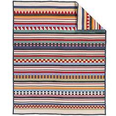 Amazon.com: Pendleton Blankets, Tamiami Trail Wool Queen Blanket: Home & Kitchen