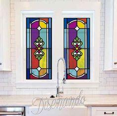 Vinilos Esmerilados Para Mamparas Y Vidrios - $ 660,00 en Mercado Libre Frame, Home Decor, Divider Screen, Free Market, Tiles, Vinyls, Picture Frame, A Frame, Interior Design