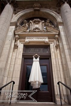 Styled Wedding Shoot At Carnegie Library In Washington Dc Thedclasweddingweek That Door Dress Pinterest And Photos