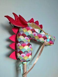 Hobby horse variant - Dragon