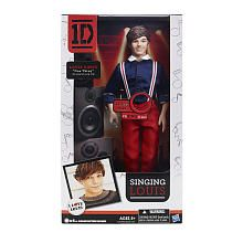 """1D Singing Doll - Louis - Hasbro - Toys """"R"""" Us.  WHAT. HOW COME I HAVE NEVER HEARD ABOUT THESE?!?!?!"""