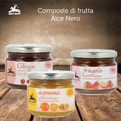 Le composte di frutta biologiche Alce Nero sono ricchissime di frutta e prodotte utilizzando più del 100% di frutta per 100g di prodotto finito, senza pectina aggiunta e con solo zuccheri della frutta.
