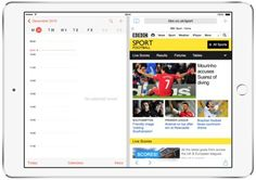 Apple to bring split-screen multitasking to iPad with iOS 8