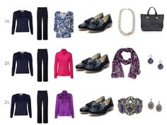Wardrobe: Navy, Gray, BRIGHTS!!! and lots of outfits | The Vivienne Files