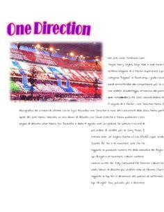 Informazioni One Direction