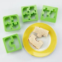 sandwich cutter OMG i thought they got rid of those my mom use to have them they made eating so much more awesome