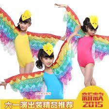 Resultado de imagen para disfraz de pájaro para niños