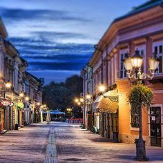 Дунавска, Нови Сад