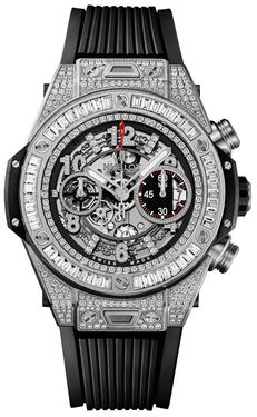 Hublot Big Bang UNICO Chronograph 45mm 411.NX.1170.RX.0904